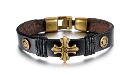 Greek Roman Men Bracelet