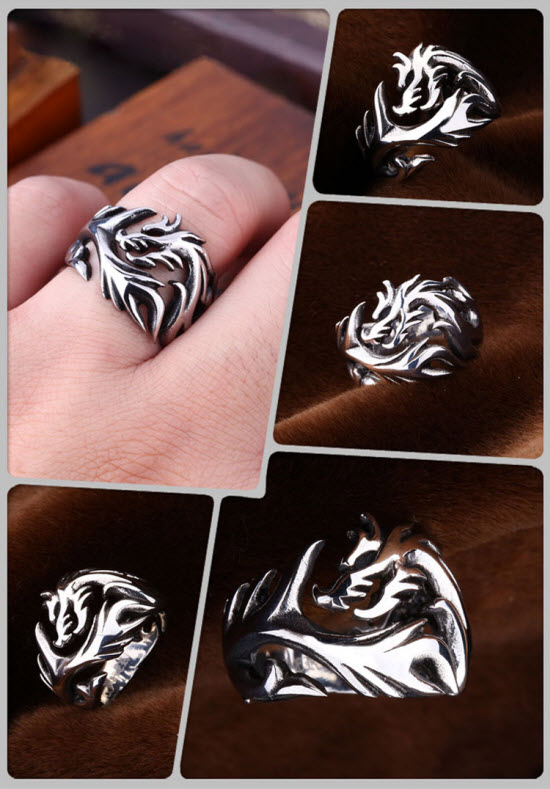 The Dragon Men Ring 4