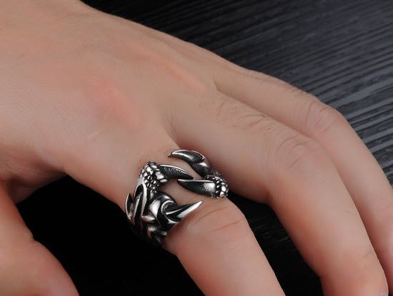 The Eagle Talon Men Ring 3