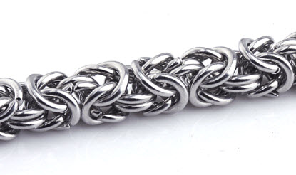 elegant stainless steel men bracelet 3